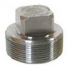 Dövme Karbon Çelik ASTM A 105 Dört Köşe başlı Körtapa
