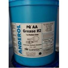 Anderol PQAA Grease #1Gıda Onaylı H1 Yüksek Sıcaklığa ve Suya Dayanıklı Alüminyum Kompleks Rulman Gres
