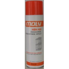 Moly HBN 400 Hegzagonal bor Nitrür Kalıp Ayırıcı sprey