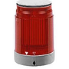 XVPC6M4W Kırmızı Strob/Kapalı-Beyaz Halka 0,6J 230VAC