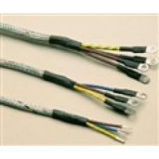 Cam Elyaf Örgü İzoleli Nikel Antikron Kablolar