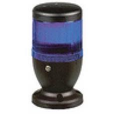 XVEL2B6 Ø 70 mm Mavi Sabit gösterge Işığı Entegre Led 24VAC/DC