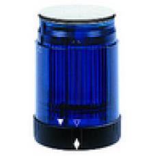 XVPC6B6  mavi strob / siyah halka 0,3j 24Vac/dc