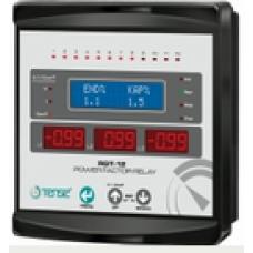 RGT-12,LCD Display Trifaze Reaktif Güç Kontrol Rölesi