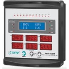 RGT-12M,LCD Ekran Trifaze Reaktif Güç Kontrol Rölesi