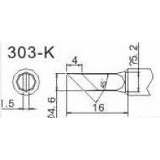 303-K Quick 202D Havya Ucu