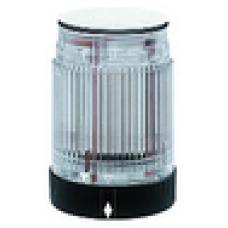 XVPC6B7 Renksiz Strob/Siyah Halka 0,3J 24VAC/DC