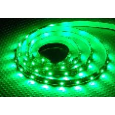 3528 12 Volt İç Mekan Tek Çipli Yeşil Şerit Led
