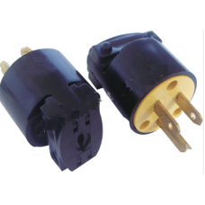 S383 Amerikan Kablo Tipi Erkek Fiş