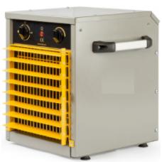STEO10 10 kw Sanayi Tipi Elektrikli Fanlı Isıtıcı