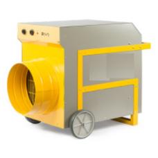 STEO35 35 kw Sanayi Tipi Elektrikli Fanlı Isıtıcı