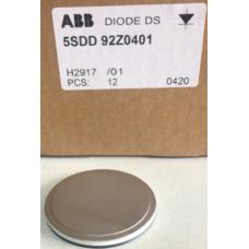 5SDD 92Z0401 400 V 60A ABB Kaynak Diotu